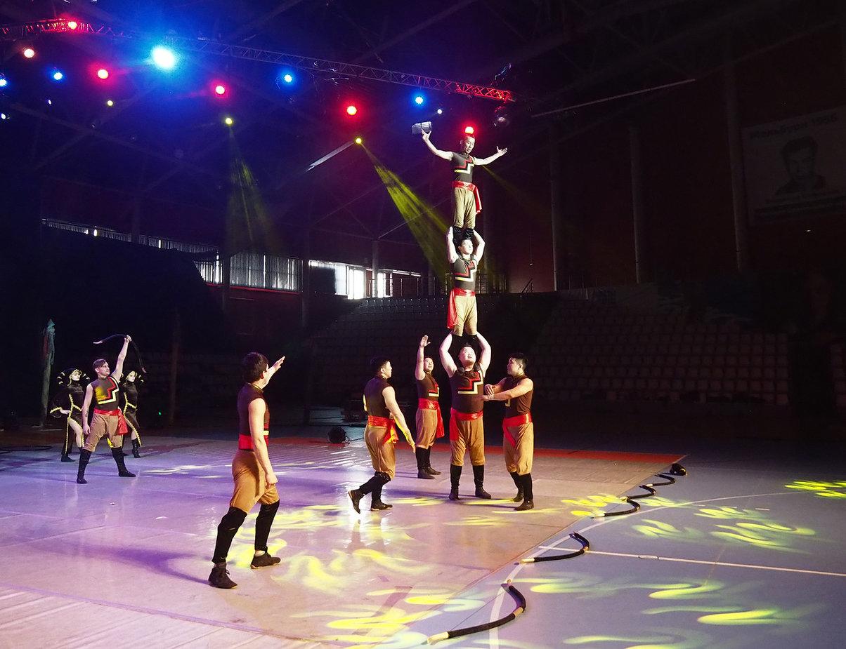 Встреча «Сказание о Байкале. Цирк Бурятии завтрашнего дня» – события на сайте «Московские Сезоны»