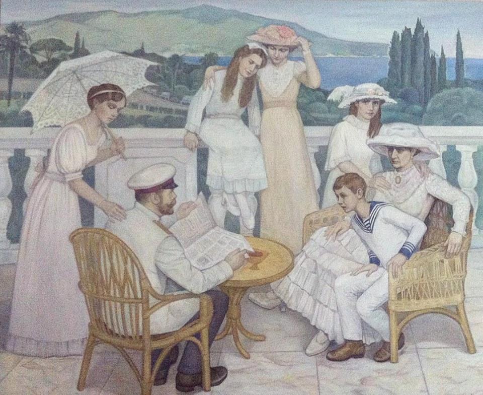 Выставка «Пленэры по Императорскому маршруту» – события на сайте «Московские Сезоны»