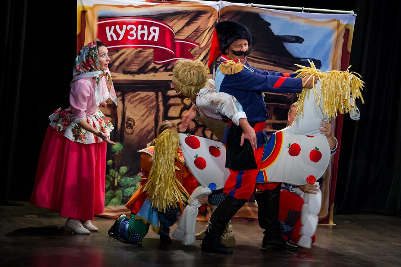 Спектакль «Левша» – события на сайте «Московские Сезоны»