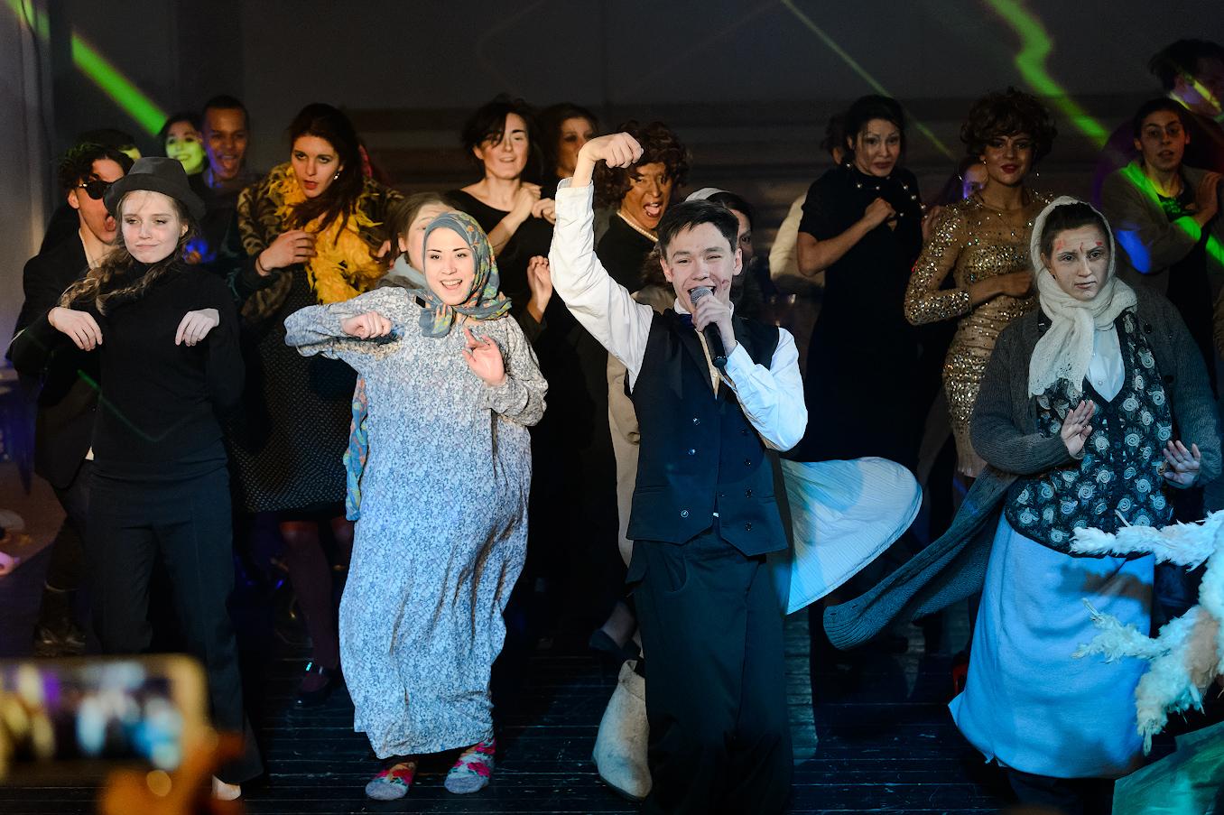 Спектакль «Дом актёра» – события на сайте «Московские Сезоны»