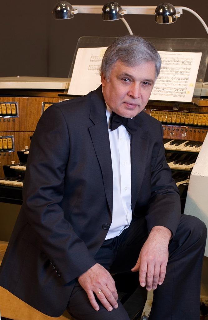 Органный концерт Александра Фисейского – события на сайте «Московские Сезоны»