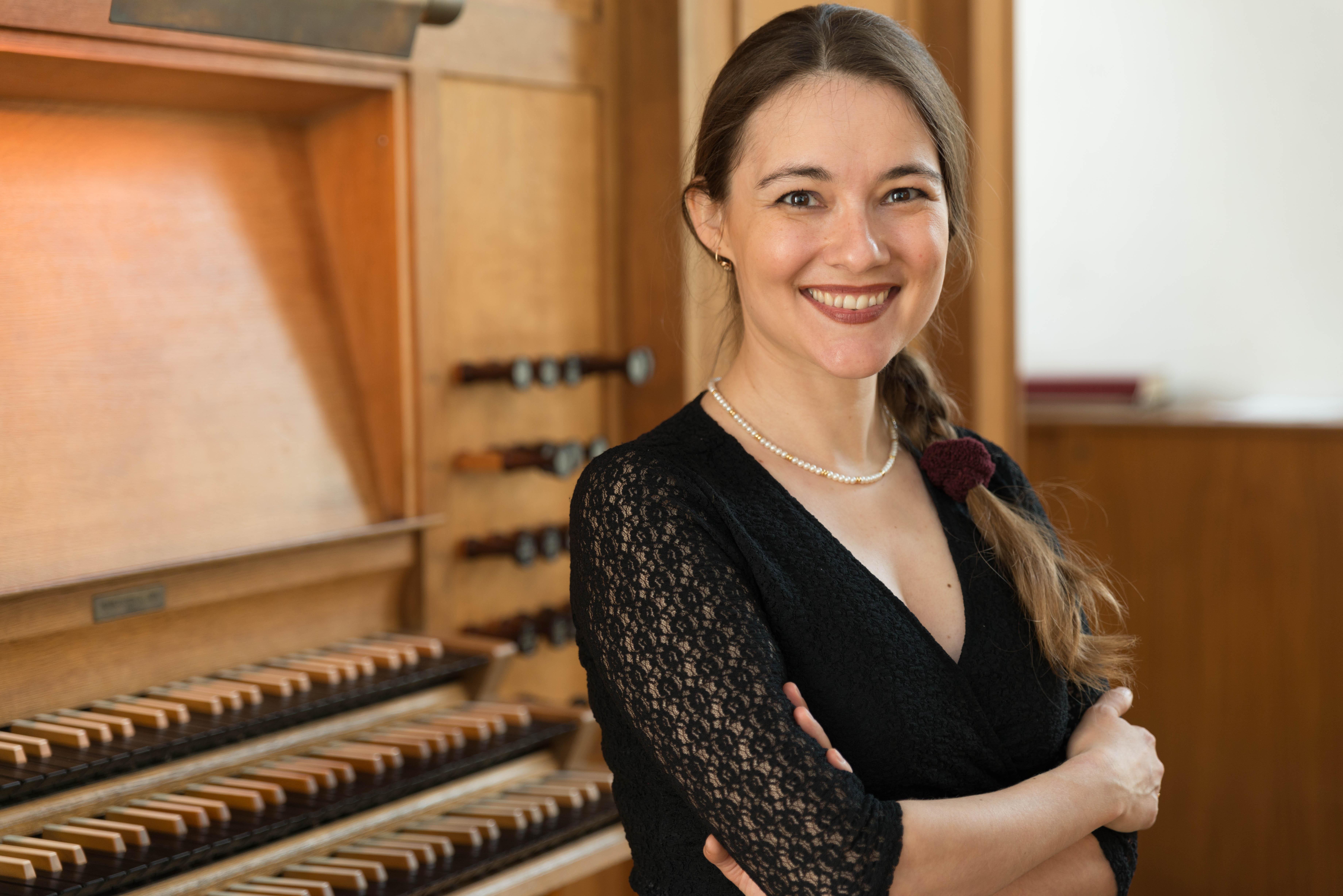 Органный концерт «Музыка соборов мира: Лидия Ксёнжкевич (Польша – Франция)» – события на сайте «Московские Сезоны»