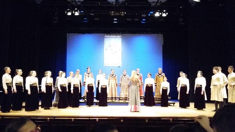Фестиваль хоров – события на сайте «Московские Сезоны»