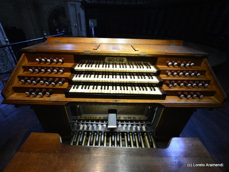 Органный концерт «Музыка соборов мира: Лорето Араменди (Испания)» – события на сайте «Московские Сезоны»