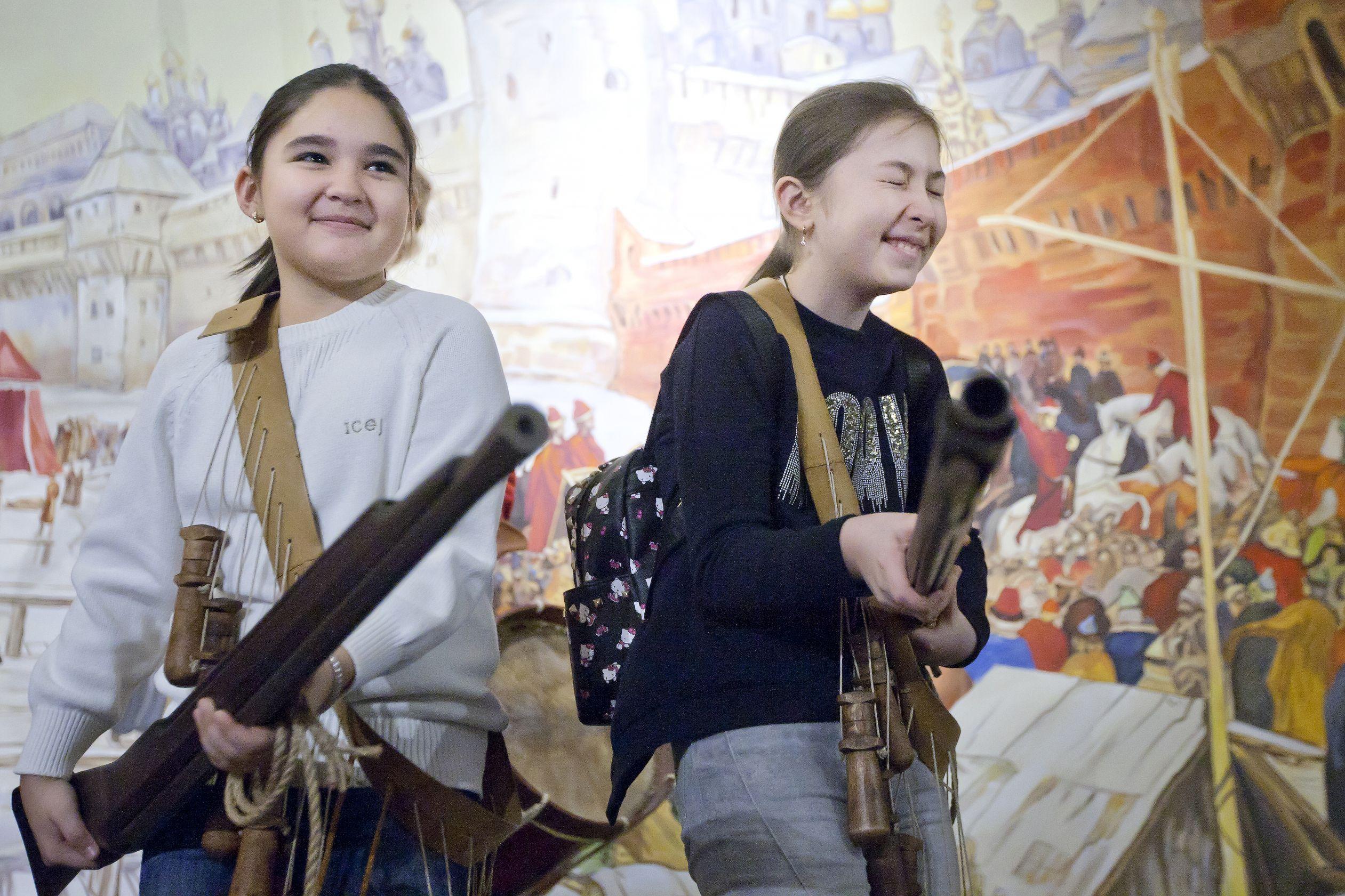 Занятия в театральной студии детского музейного центра «Лаврушенька» – события на сайте «Московские Сезоны»