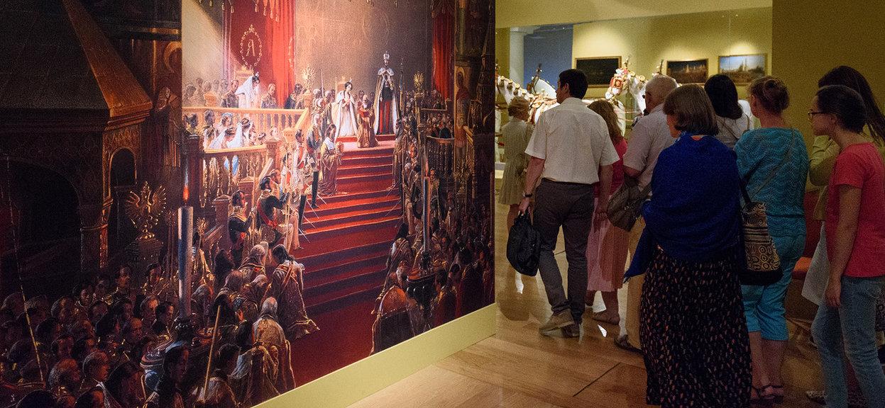 Лекция-экскурсия «Трагедия Великих реформ» – события на сайте «Московские Сезоны»