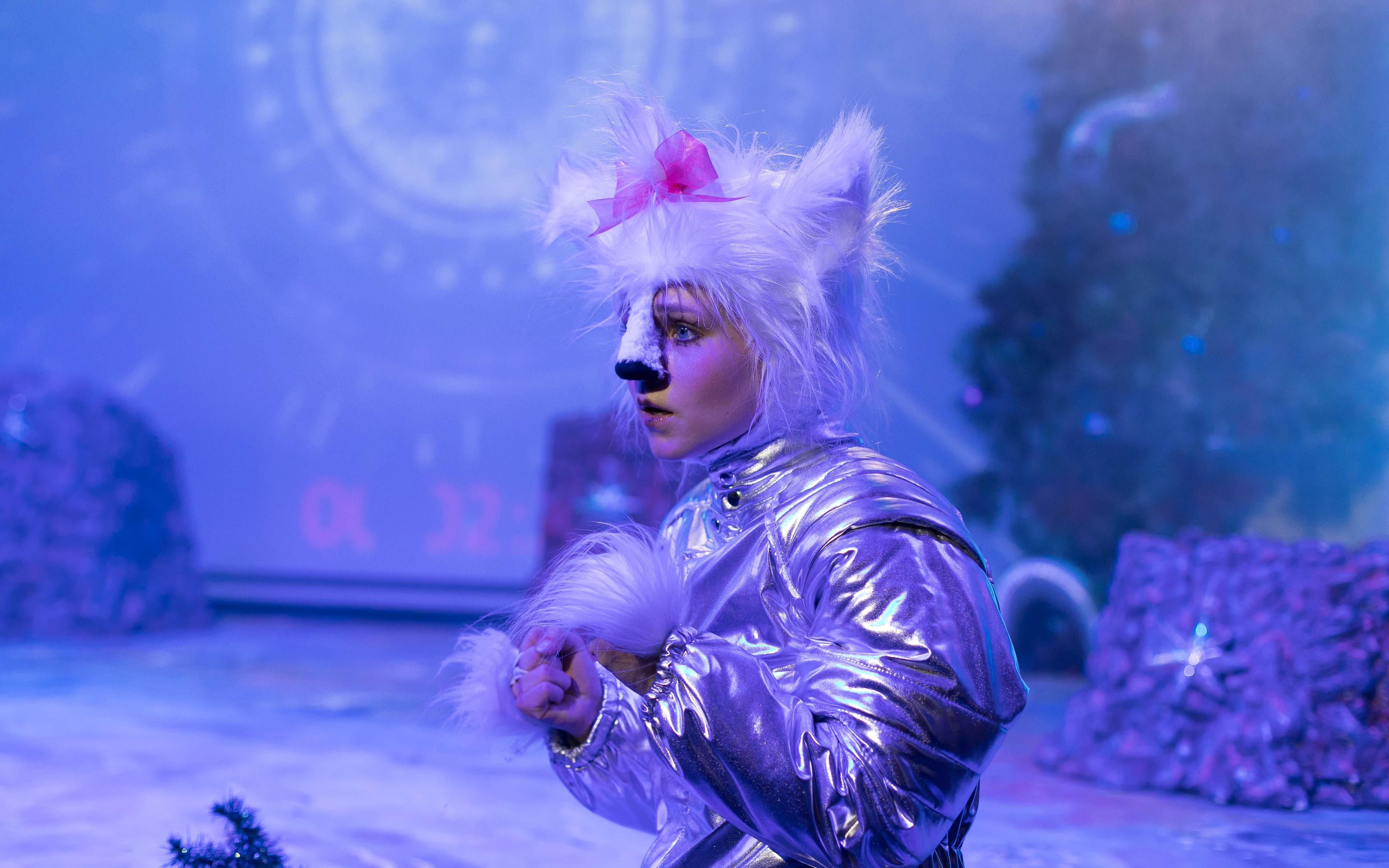 Новогодний спектакль «Космические приключения Белки и Стрелки. Полёт на Марс» – события на сайте «Московские Сезоны»