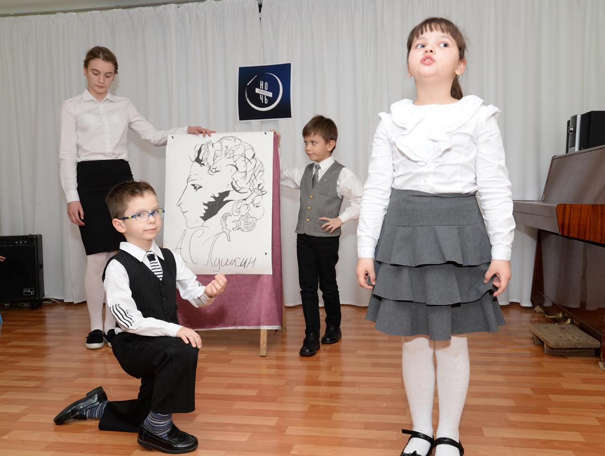 Ночь искусств «Искусство объединяет» – события на сайте «Московские Сезоны»