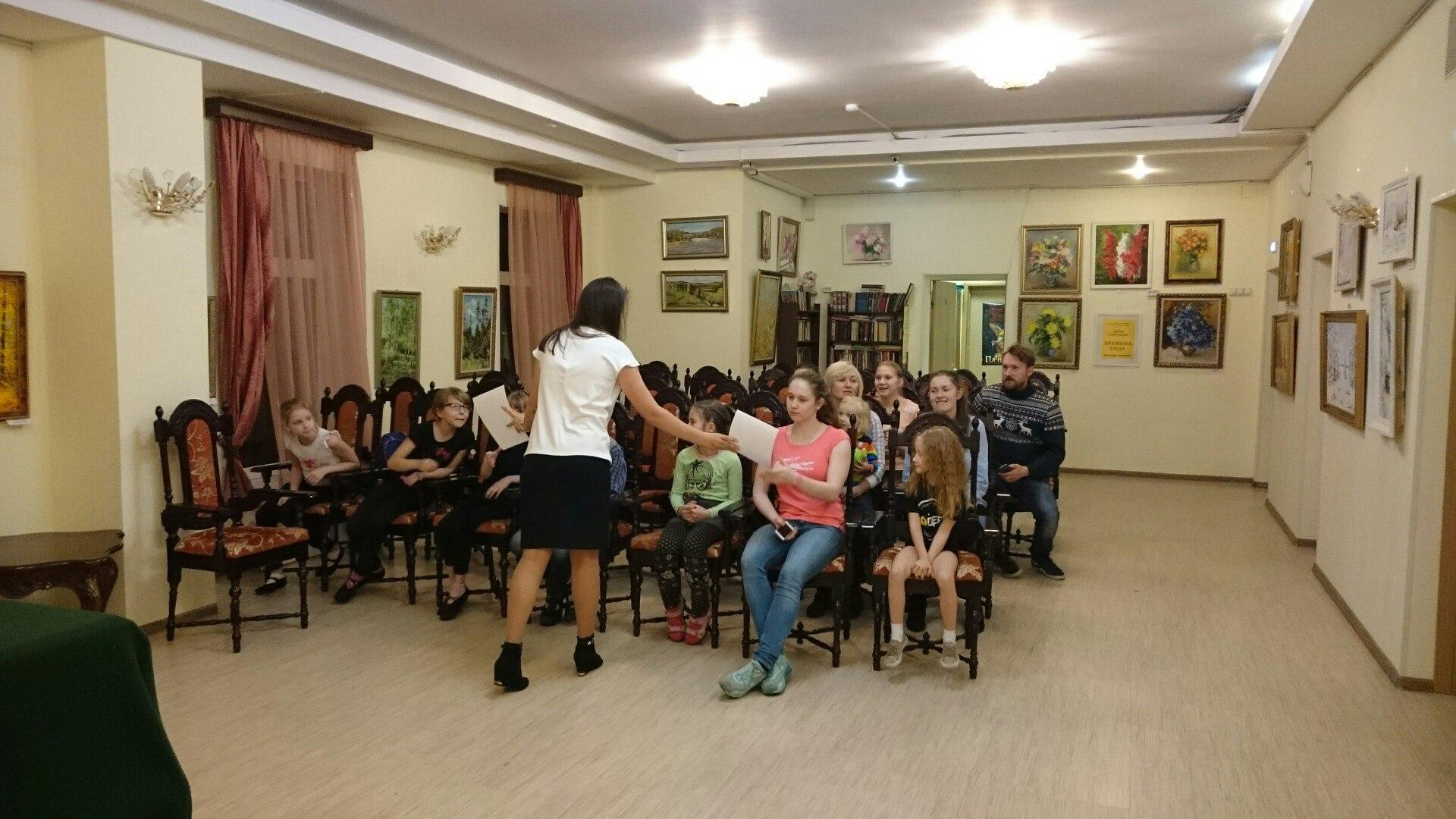 Литературный вечер «Связь поколений» – события на сайте «Московские Сезоны»