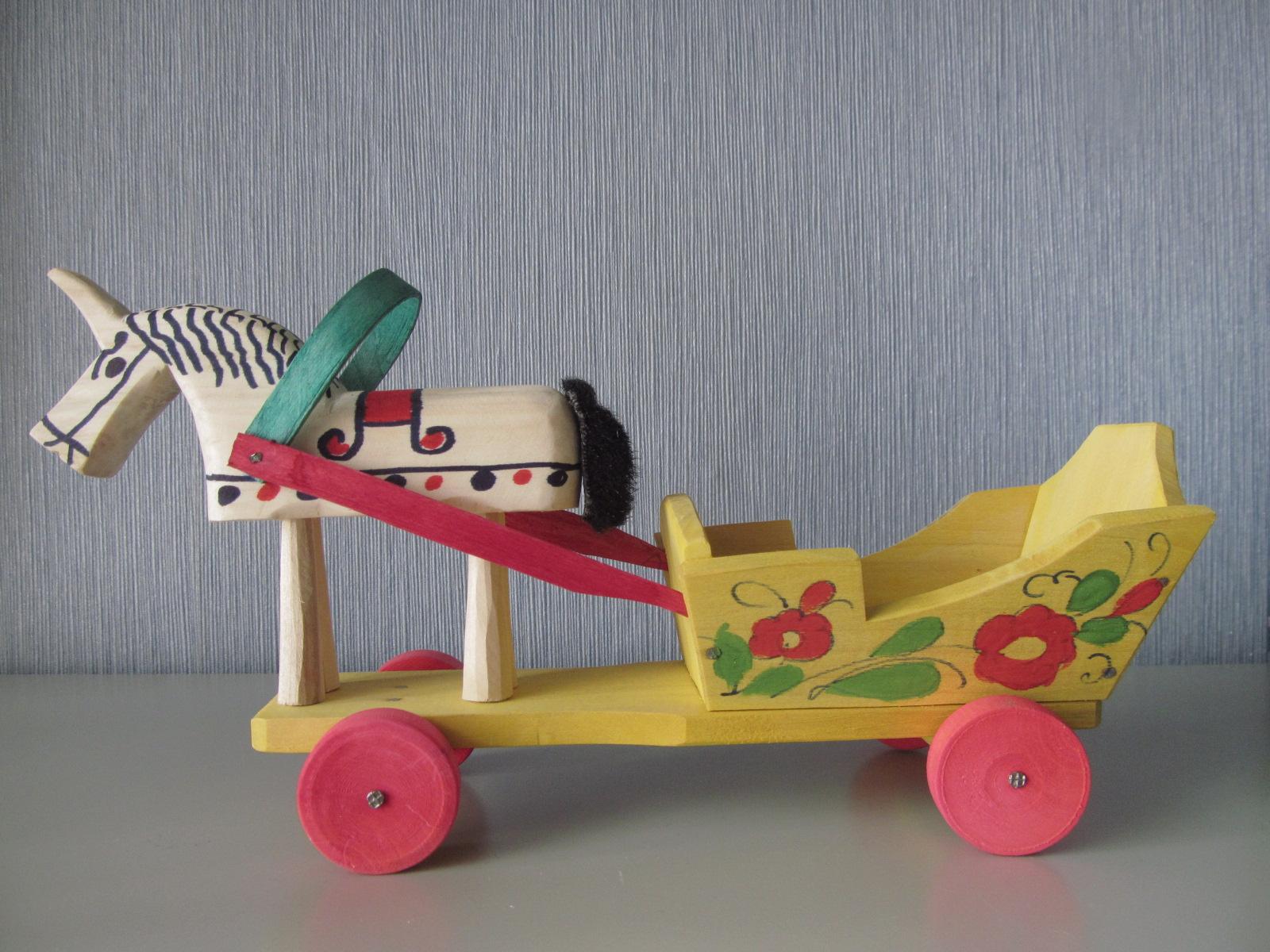 Выставка «В каждой избушке свои тарарушки. Нижегородская деревянная игрушка» – события на сайте «Московские Сезоны»