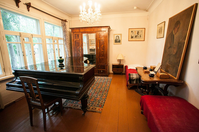 Экспозиция Дома-музея Б. Л. Пастернака – события на сайте «Московские Сезоны»