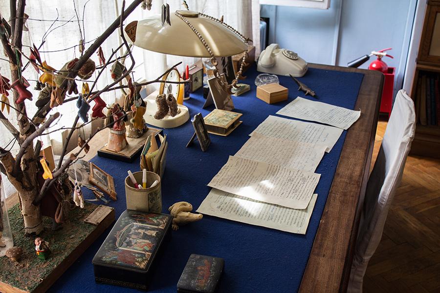 Экспозиция Дома-музея К. И. Чуковского – события на сайте «Московские Сезоны»