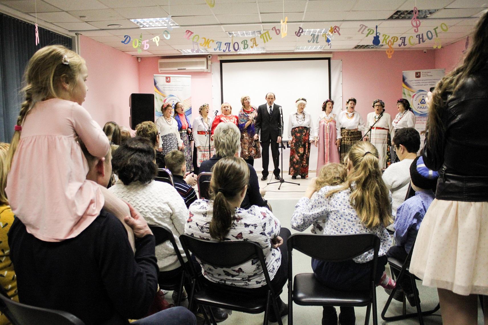 Ночь искусств в Культурном центре «Лидер» – события на сайте «Московские Сезоны»