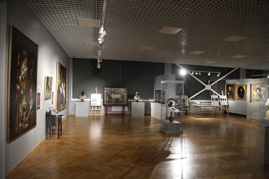 Ночь искусств в Центре Грабаря – события на сайте «Московские Сезоны»