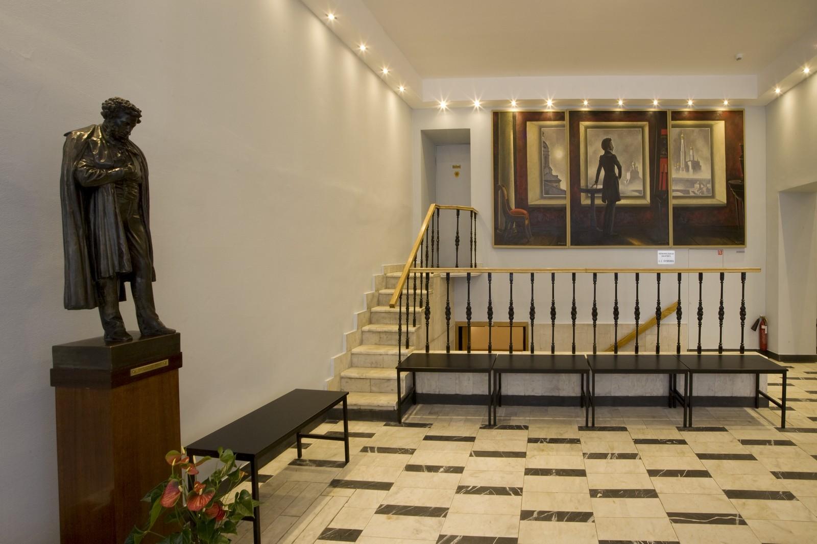Ночь искусств в Государственном музее А. С. Пушкина – события на сайте «Московские Сезоны»
