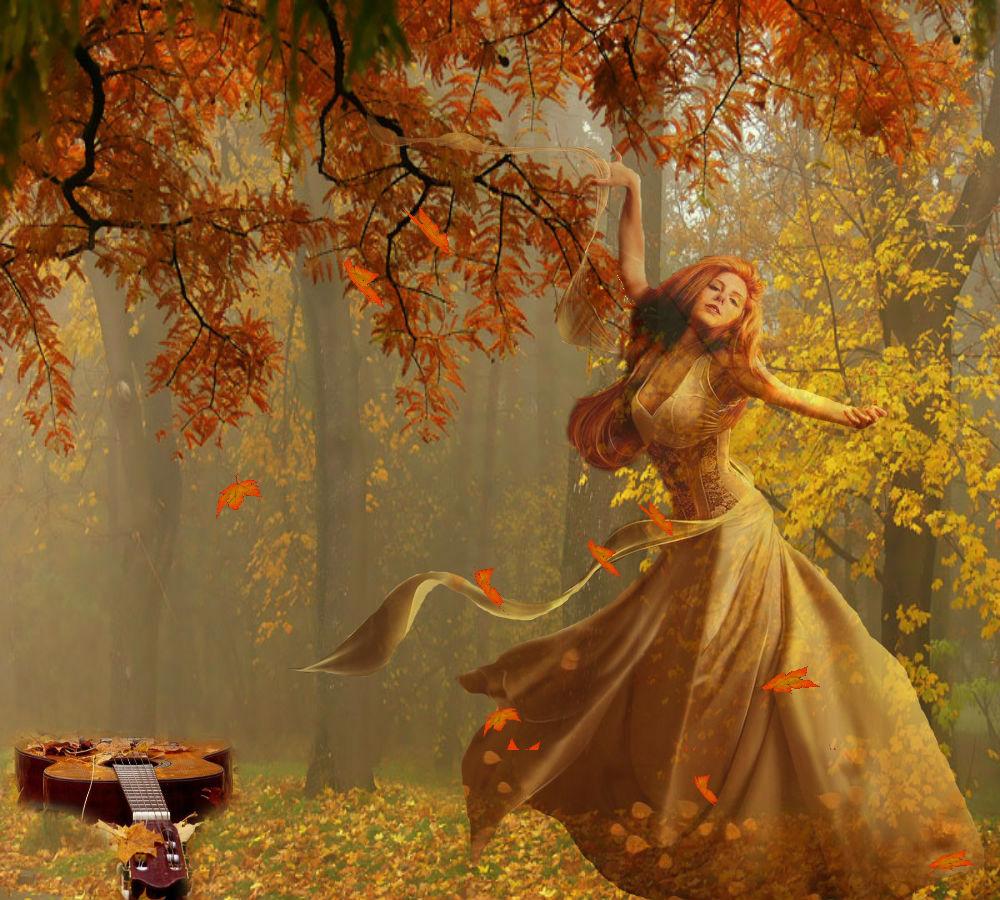 Проект «Танцующая осень» – события на сайте «Московские Сезоны»