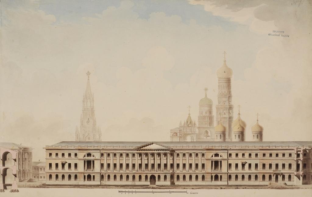 Выставка «Матвей Казаков и допожарная Москва» – события на сайте «Московские Сезоны»