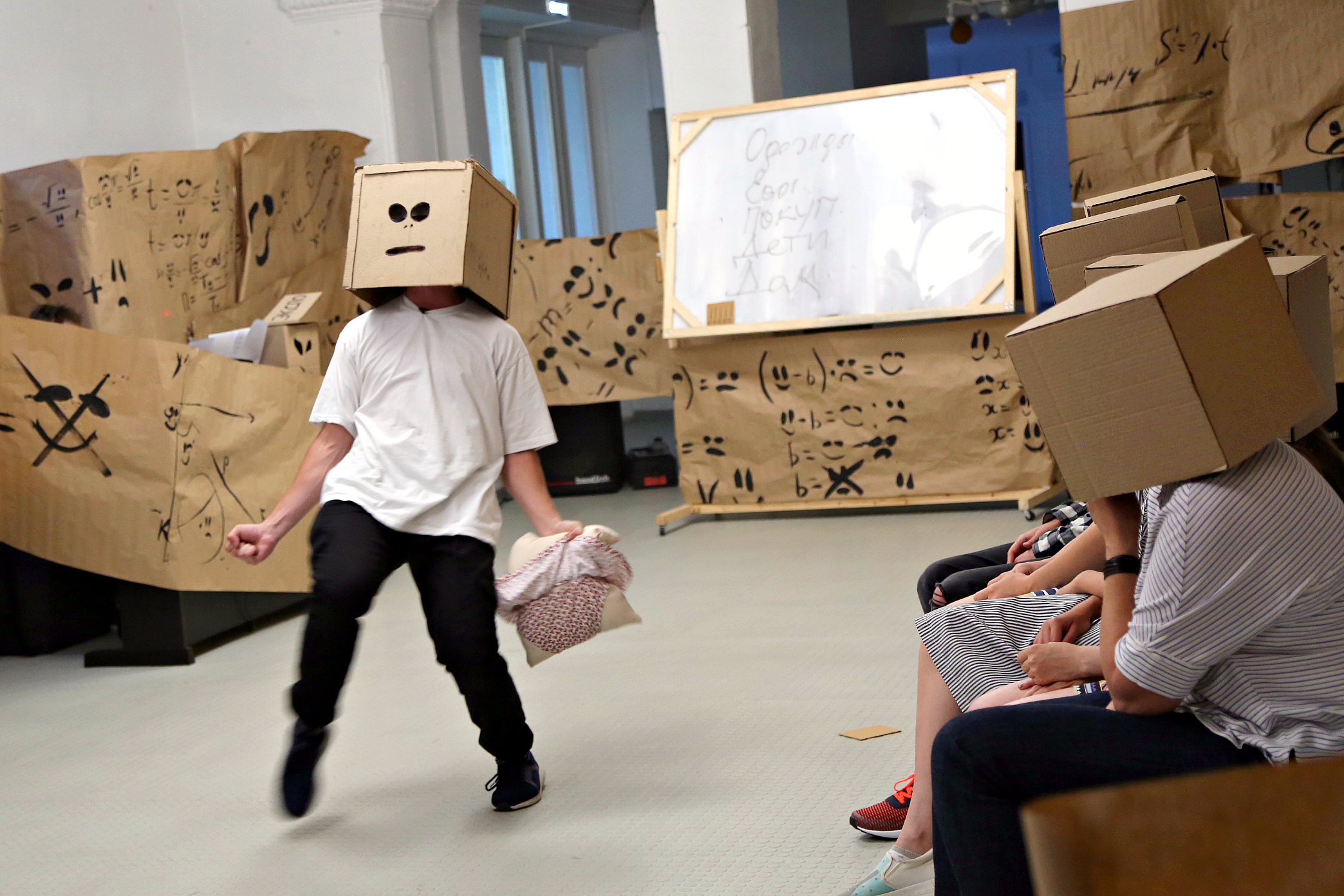 Спектакль «Мучные младенцы» – события на сайте «Московские Сезоны»