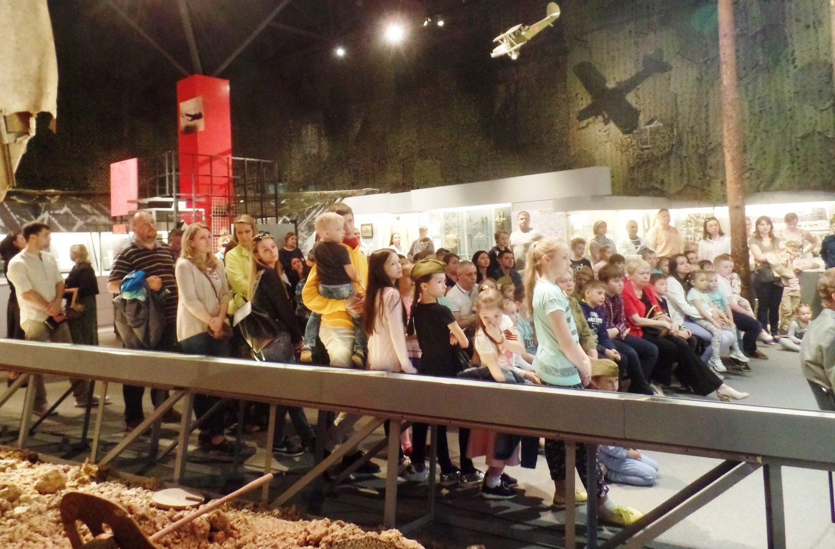 «Мультфронт» в музее обороны Москвы – события на сайте «Московские Сезоны»