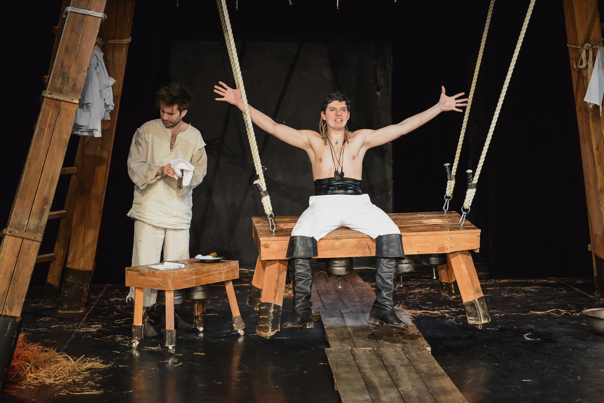 Спектакль «Дон Жуан» – события на сайте «Московские Сезоны»