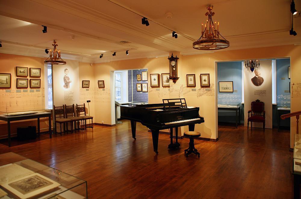 Ночь искусств в Музее «П. И. Чайковский и Москва» – события на сайте «Московские Сезоны»