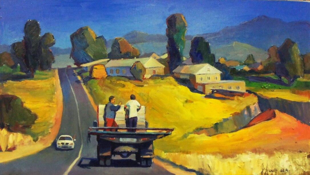 Выставка живописи Amare upud terrarum – события на сайте «Московские Сезоны»