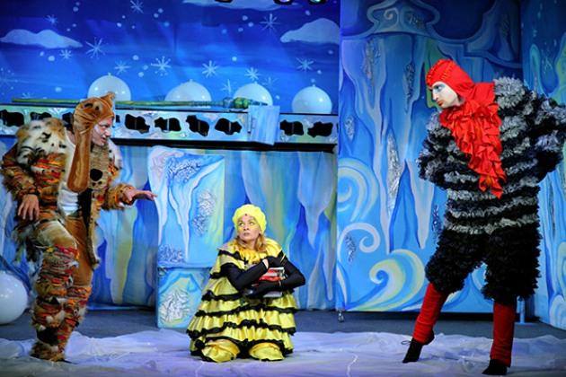 Новогоднее представление «Возвращение Снежной королевы» – события на сайте «Московские Сезоны»