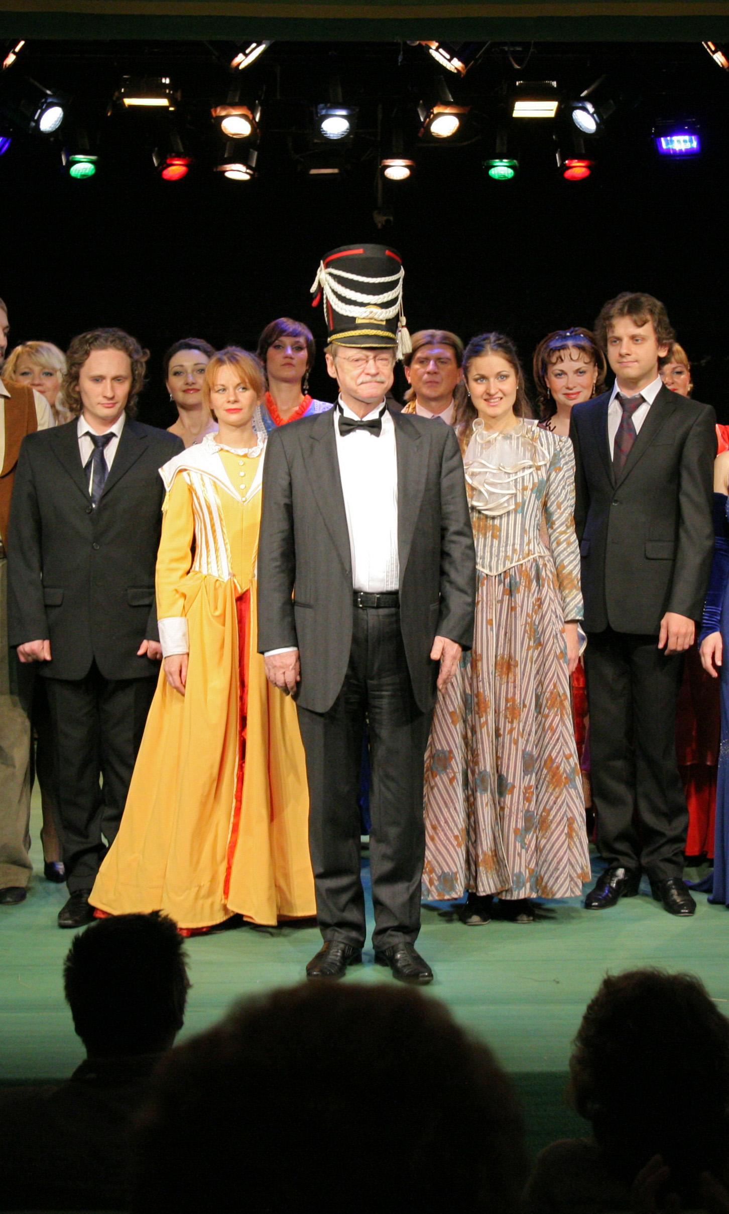 Новогодний гала-концерт – события на сайте «Московские Сезоны»