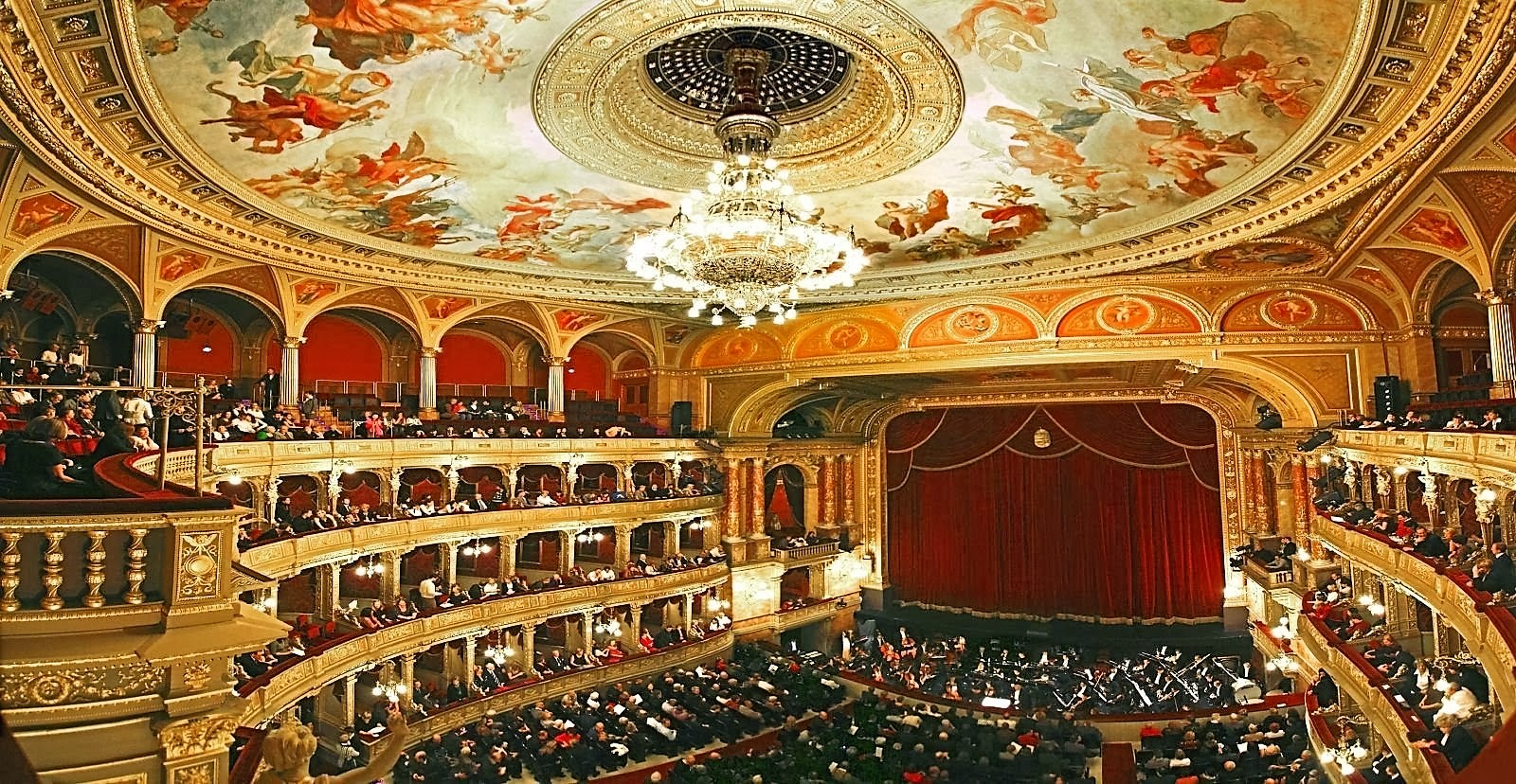 Встреча «Открывая страны: Австрия» – события на сайте «Московские Сезоны»
