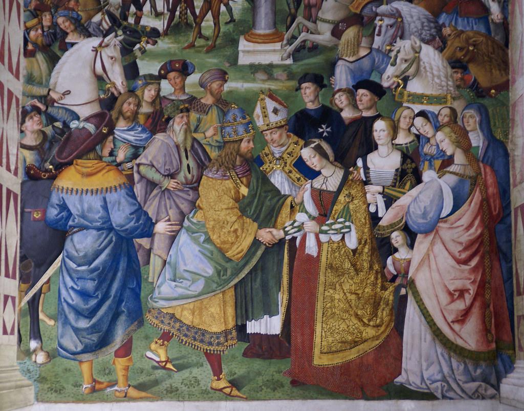 Цикл лекций «Королевская свадьба: свадебные традиции и ритуалы средневековой Европы» – события на сайте «Московские Сезоны»