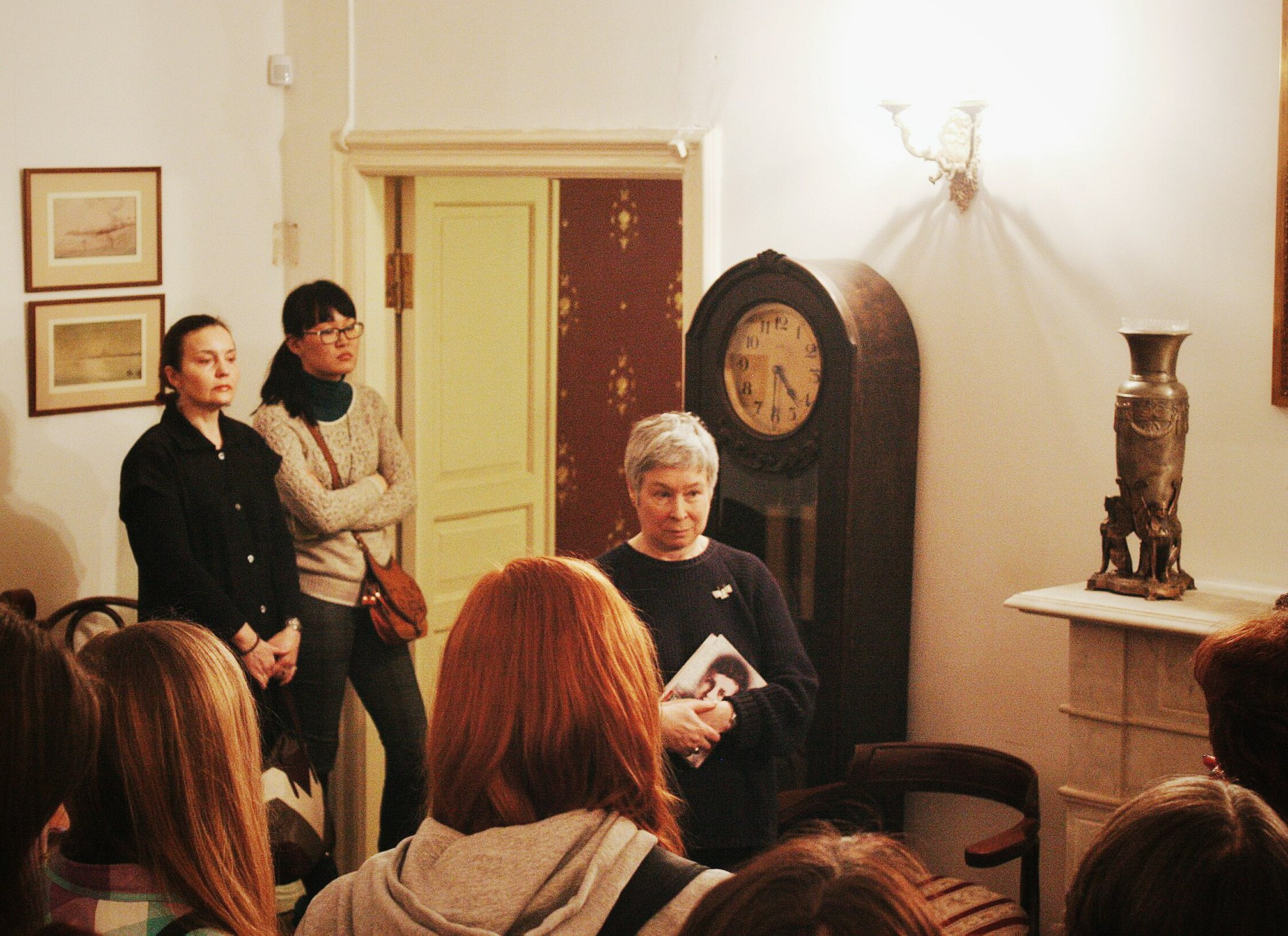 Интерактивная экскурсия «Четыре чувства из пяти» – события на сайте «Московские Сезоны»