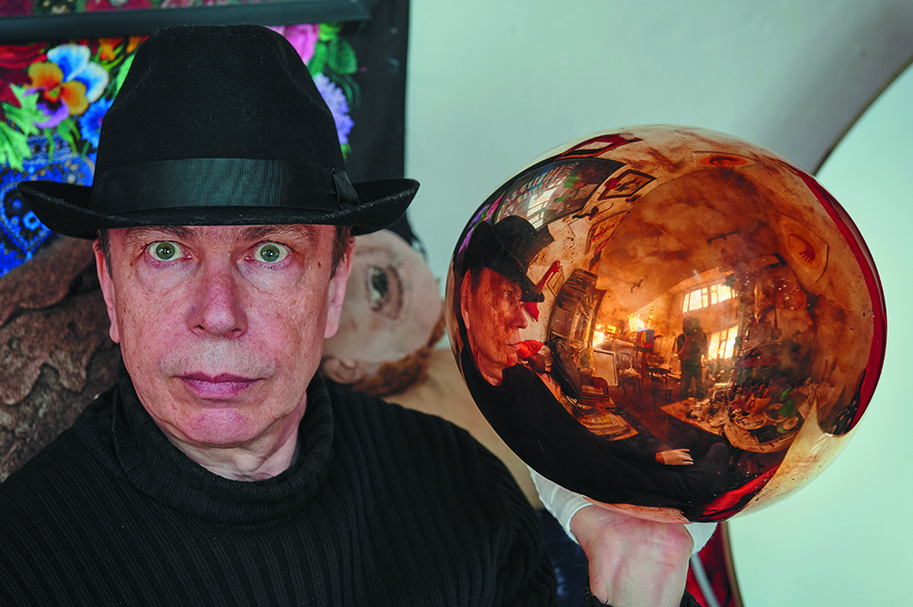 Выставка «Художник и его мастерская» – события на сайте «Московские Сезоны»