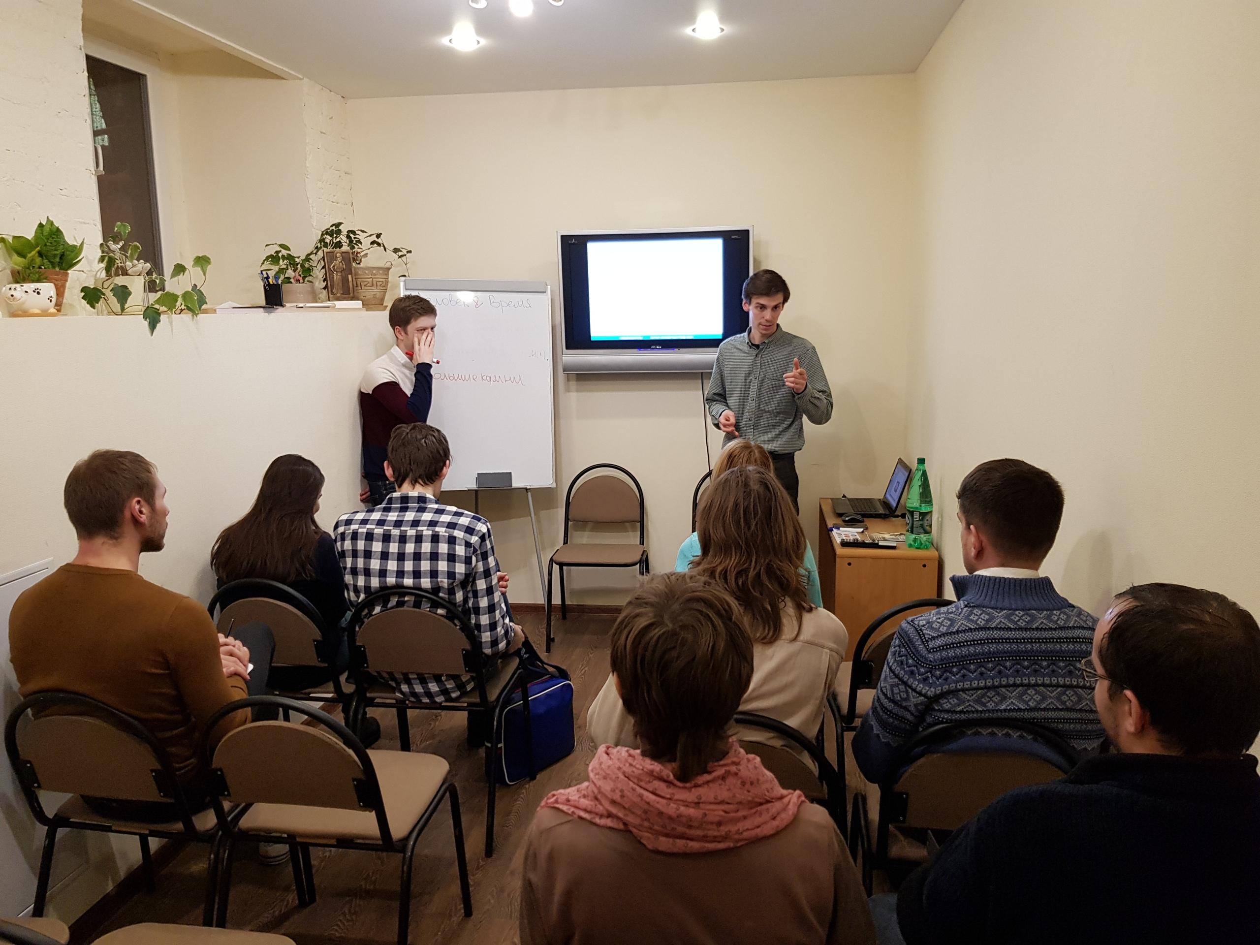 Занятия «Ночь философии» – события на сайте «Московские Сезоны»