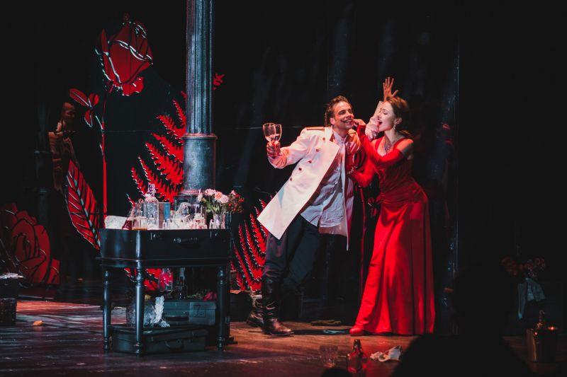 Спектакль «Тина» – события на сайте «Московские Сезоны»