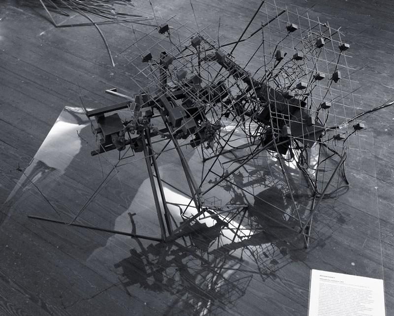 Выставка «Оболочки смысловых конструкций» – события на сайте «Московские Сезоны»