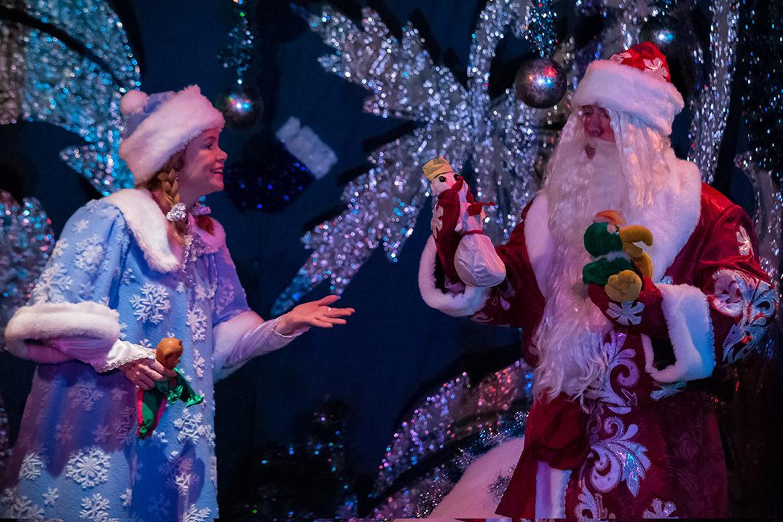 Праздник «Тайна ёлочной игрушки» – события на сайте «Московские Сезоны»