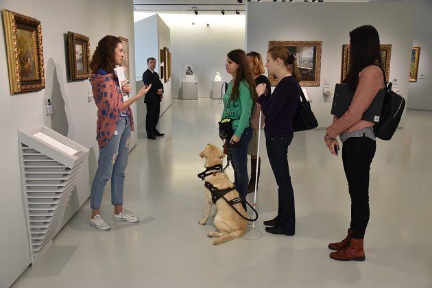 Дни инклюзии в Музее русского импрессионизма – события на сайте «Московские Сезоны»