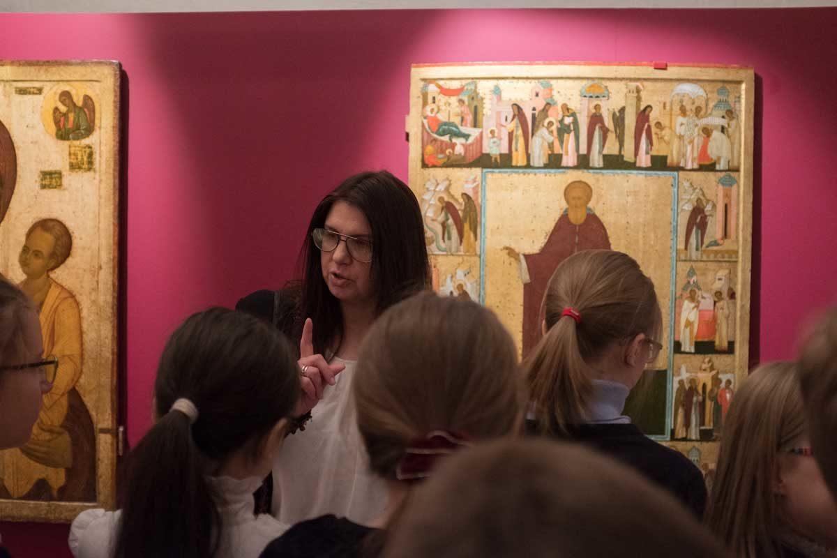 Акция «Музей для всех!» в Музее имени Андрея Рублева – события на сайте «Московские Сезоны»