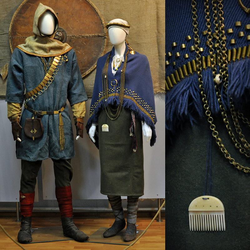 Лекция «Мужское» и «женское» в средневековом костюме» – события на сайте «Московские Сезоны»