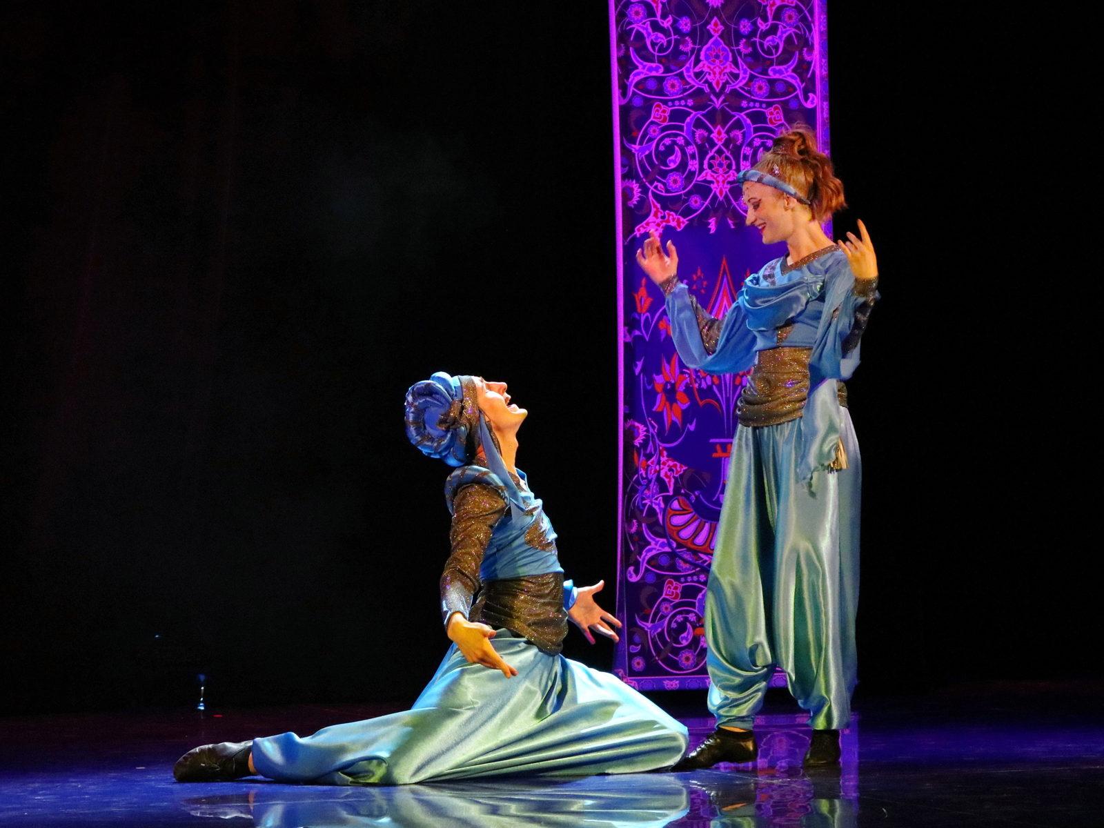 Первый Открытый инклюзивный театральный фестиваль «Территория жеста» – события на сайте «Московские Сезоны»