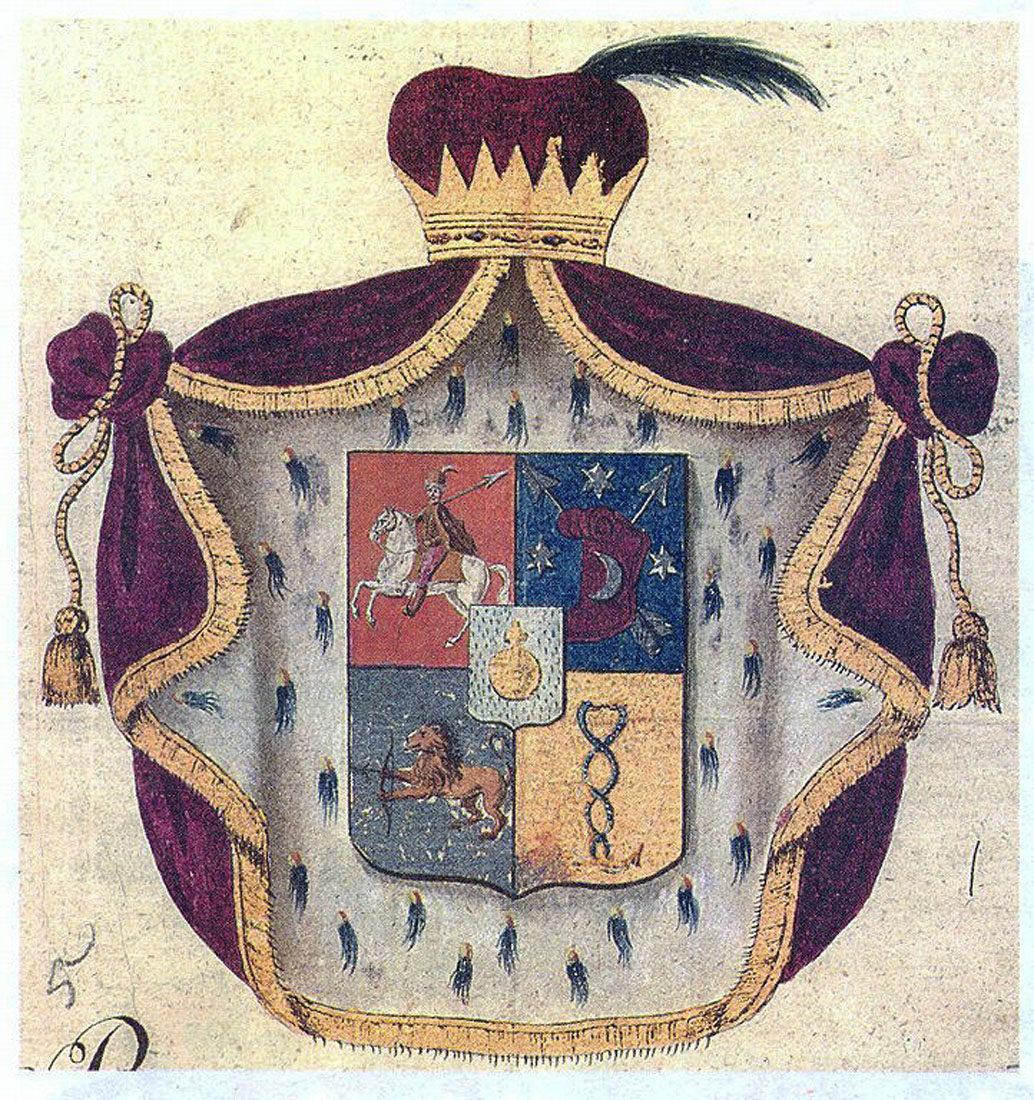 Вечер «Князья черкасские в годы правления династии Романовых» – события на сайте «Московские Сезоны»