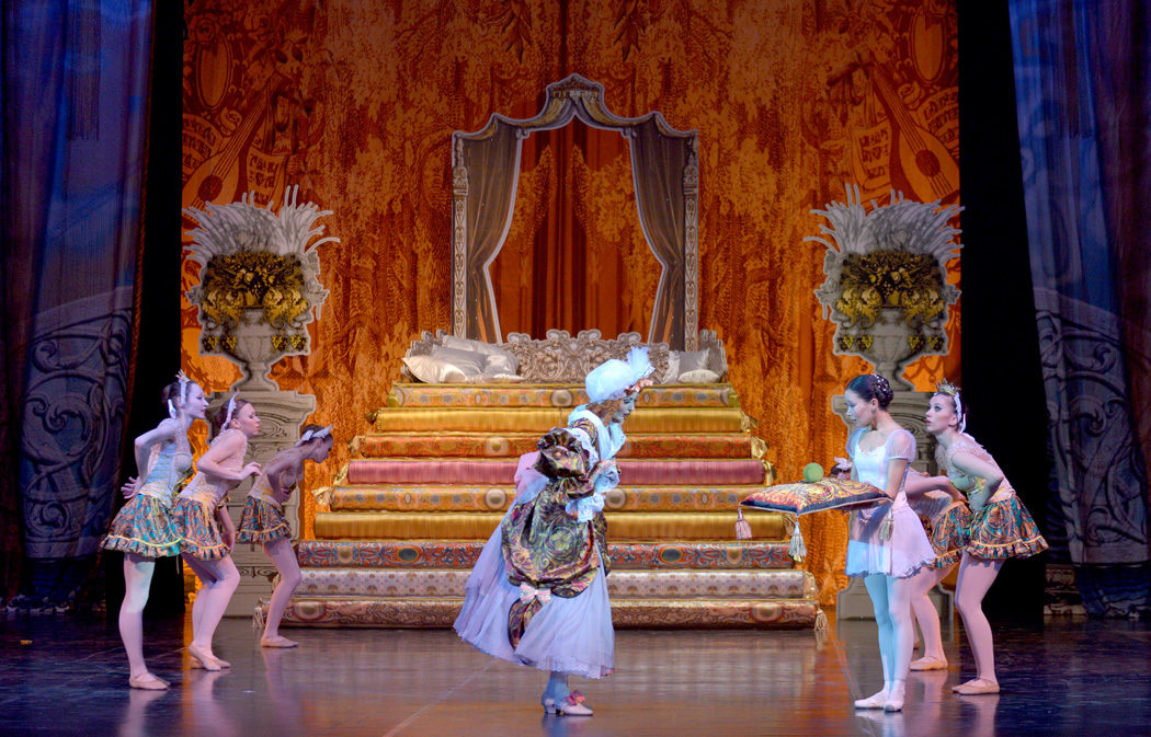 Балет «Спящая красавица» – события на сайте «Московские Сезоны»