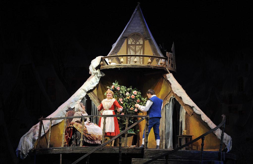 Опера-сказка «Снежная королева» – события на сайте «Московские Сезоны»