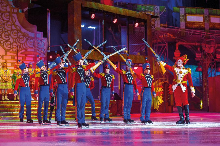 Ледовое шоу «Щелкунчик» – события на сайте «Московские Сезоны»