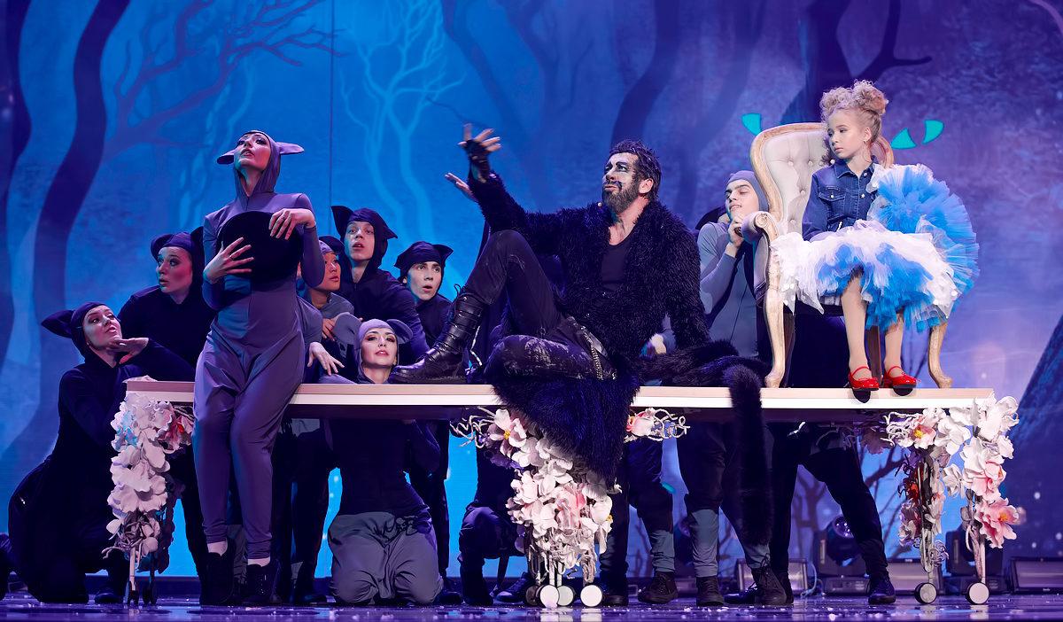 Мюзикл «Всему своё время, или Чудеса за два часа» – события на сайте «Московские Сезоны»