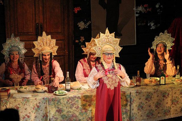 Спектакль «Баба Шанель» – события на сайте «Московские Сезоны»