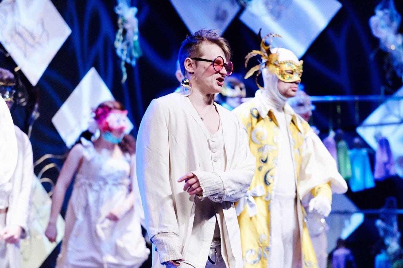 Спектакль «Маскарад» – события на сайте «Московские Сезоны»