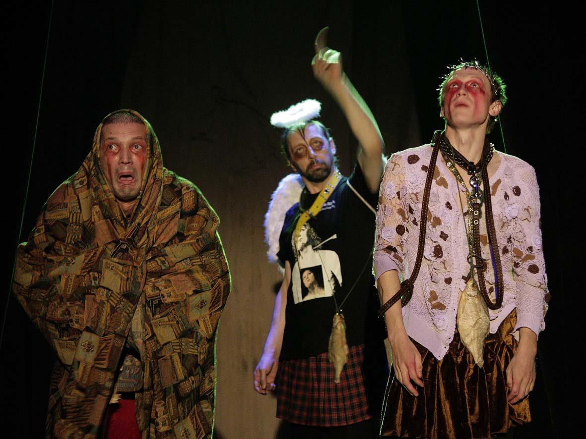 Спектакль «Гамлет» – события на сайте «Московские Сезоны»