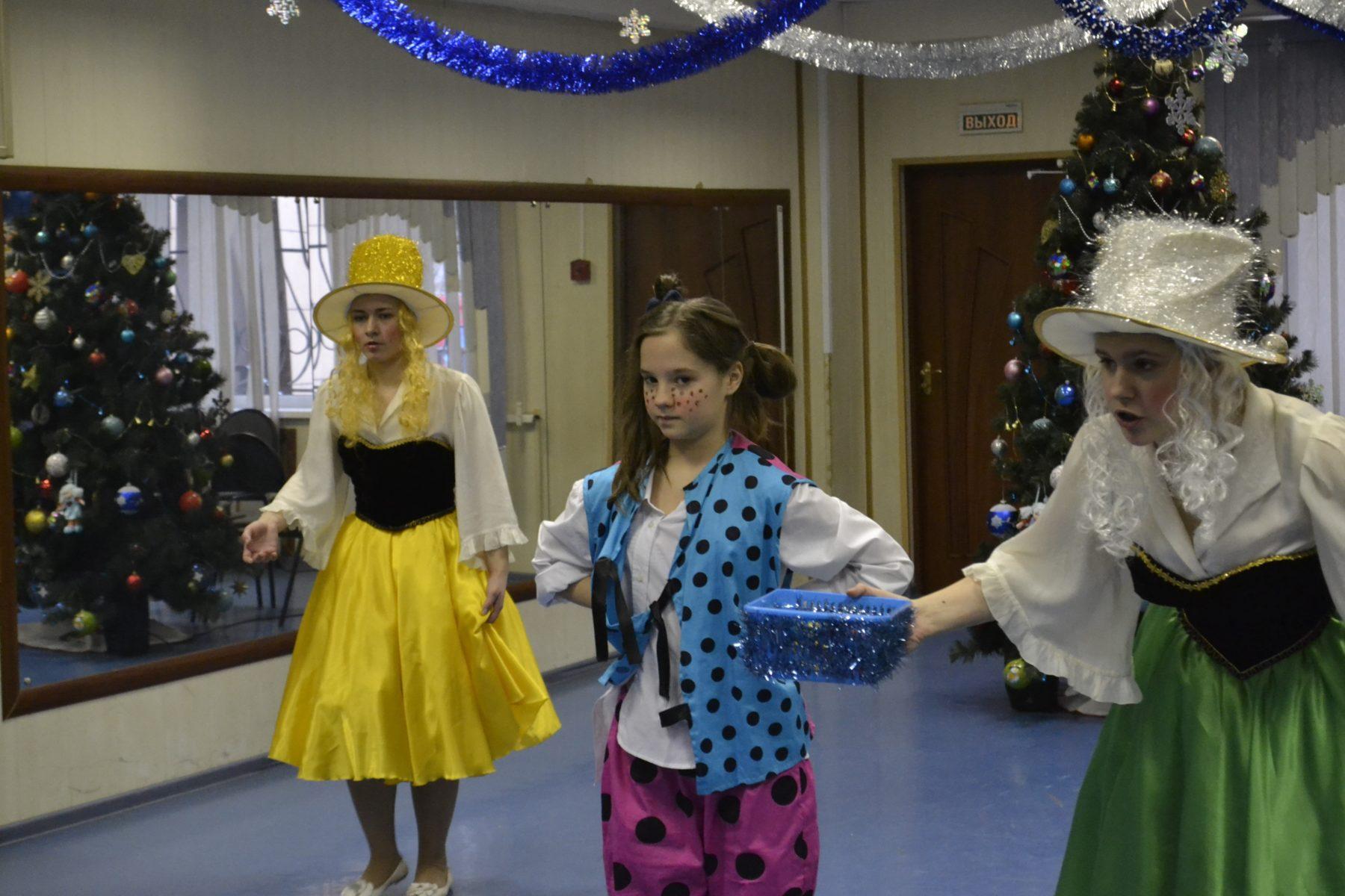 Новогодние представления для детей «Замороженная сказка» – события на сайте «Московские Сезоны»