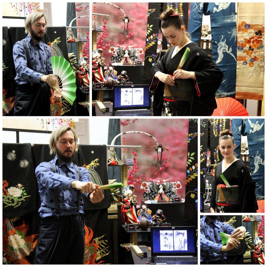 Выставка «Япония. Куклы, сказки и легенды» – события на сайте «Московские Сезоны»